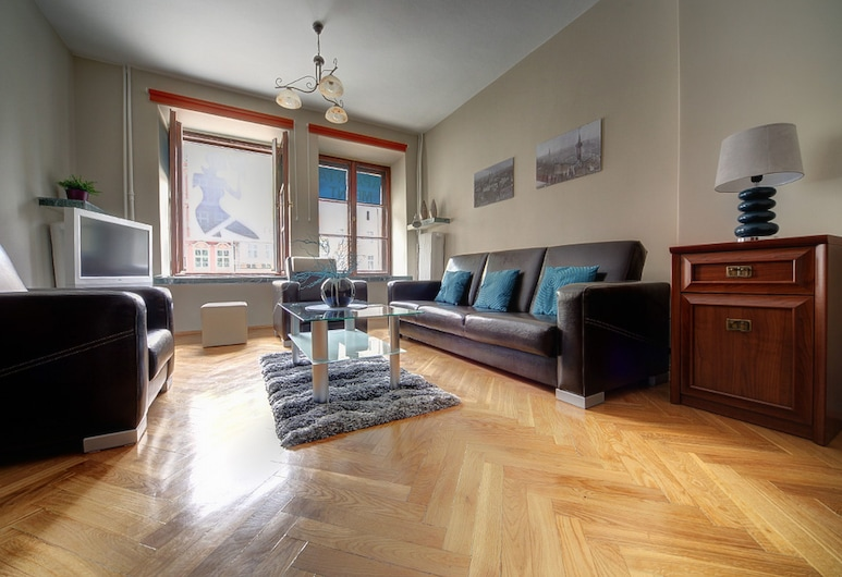 Apartment Central, Wroclaw, Classic Apartment, 1 Bedroom, City View, Room