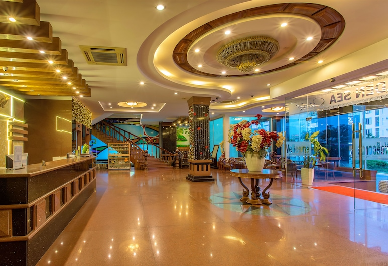 黃金海旅館, 峴港, 大廳