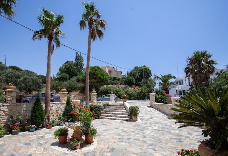 Porto Plakias, Agios Vasileios, Naktsmītnes teritorija