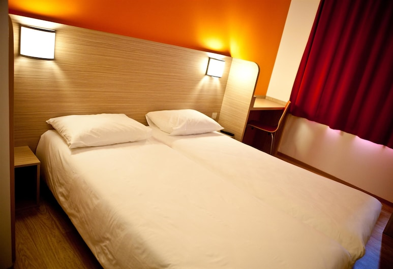 Hotel Premiere Classe Wroclaw Centrum, Wroclaw, Standard Tek Büyük Yataklı Oda, 1 Çift Kişilik Yatak, Oda