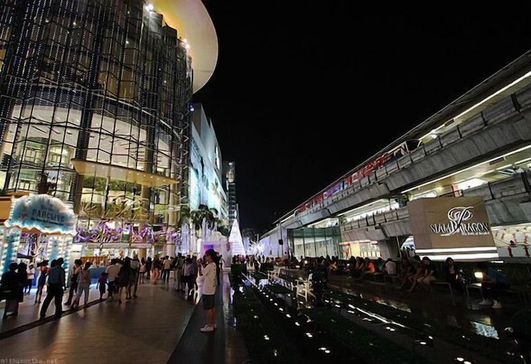 The Boutique Place Pratunam Market, Bangkok, Otel Girişi