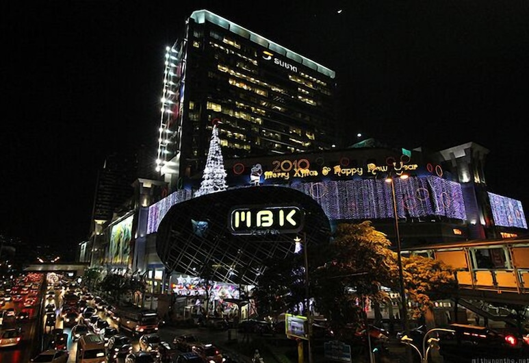 The Boutique Place Pratunam Market, Bangkok, Hotel Entrance