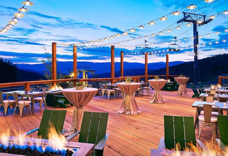 The Westin Snowmass Resort, Сноумасс-Вілледж, Тераса/внутрішній дворик