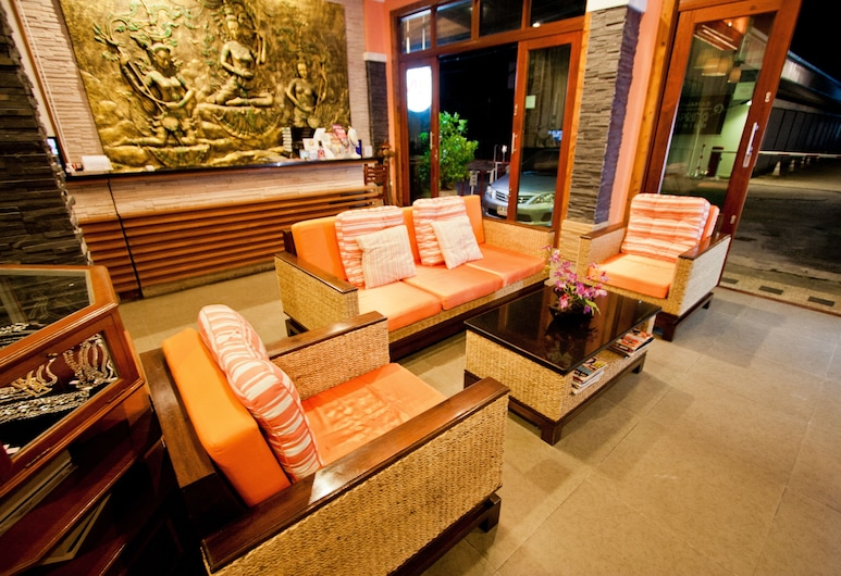The Chambre, Patong, Lobby Sitting Area