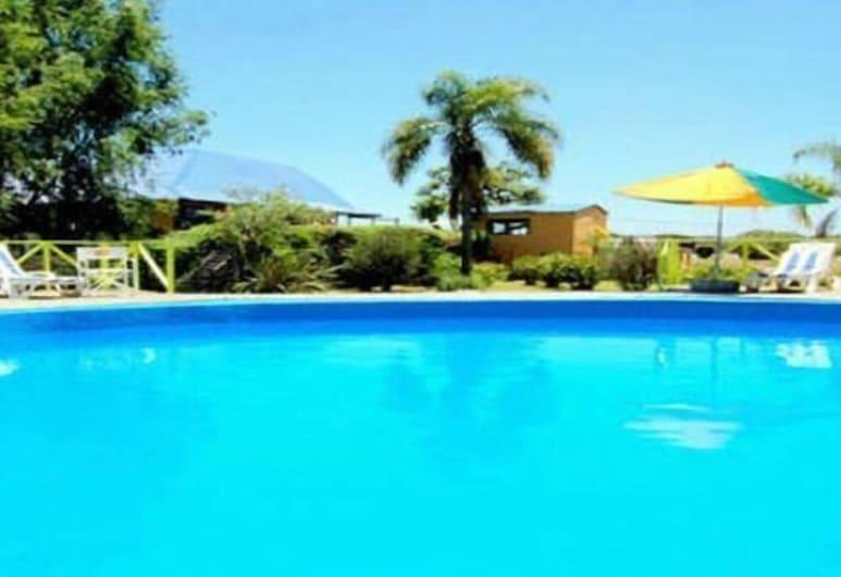 Rio Laura Delta Lodge, Partido de Tigre, Piscina