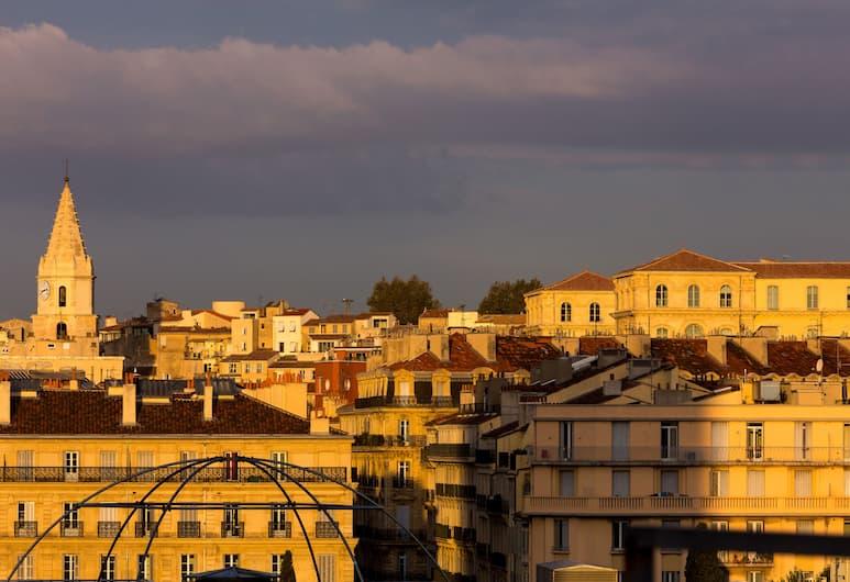 베스트 웨스턴 마르세유 부르스 비외 포르 바이 해피컬처, Marseille, 호텔에서의 전망