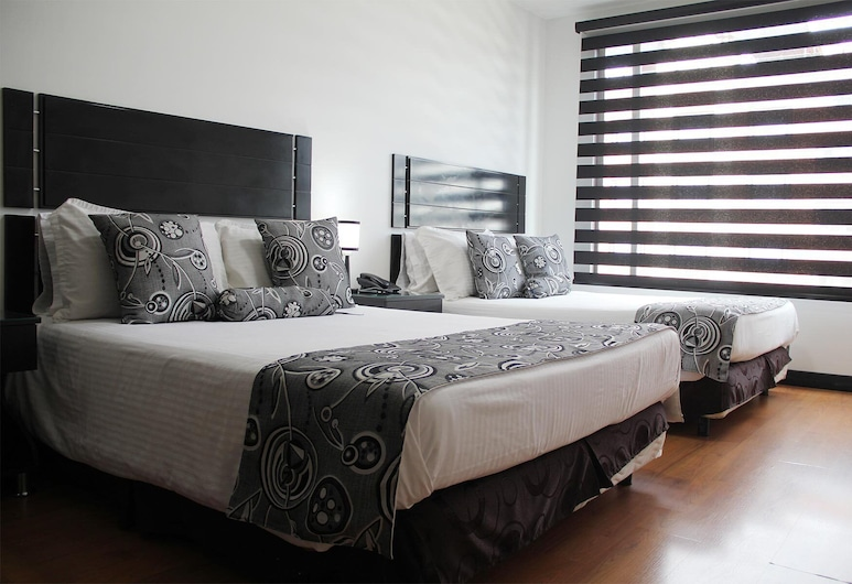 Hotel Santafe Real, Bogotá, Double Room, Guest Room