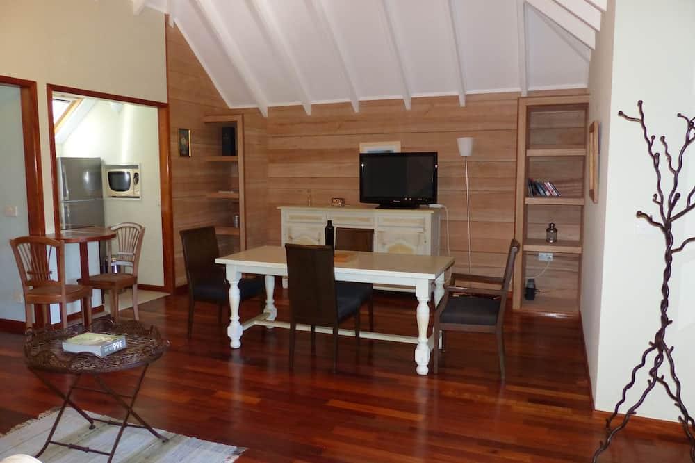 Deluxe Süit - Oturma Alanı