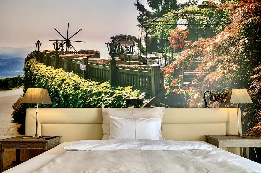 Single Room - Bilik Tamu