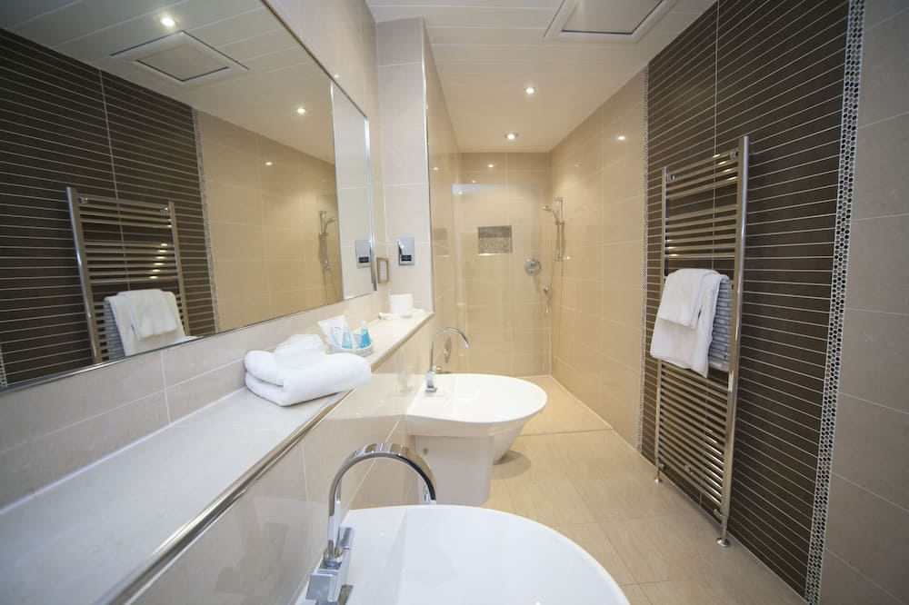 Pokoj Executive s dvojlůžkem - Koupelna