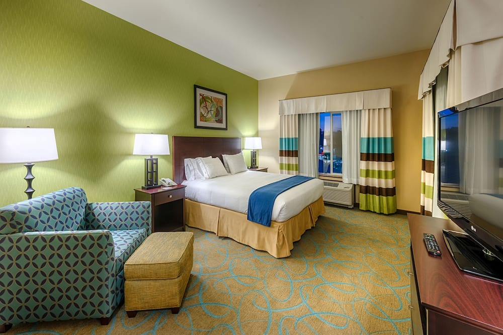 Holiday Inn Express Hotel & Suites Red Bluff-South Redding, an IHG Hotel