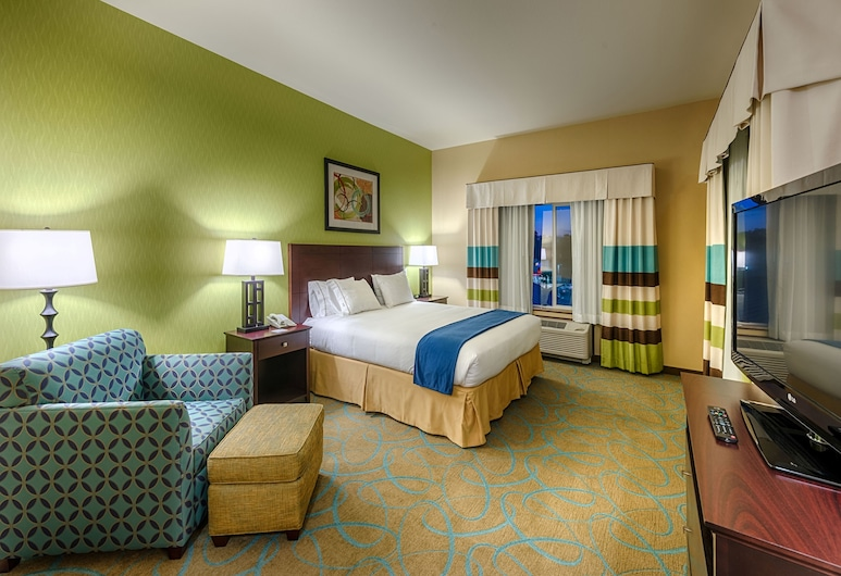 Holiday Inn Express Hotel & Suites Red Bluff-South Redding, Red Bluff