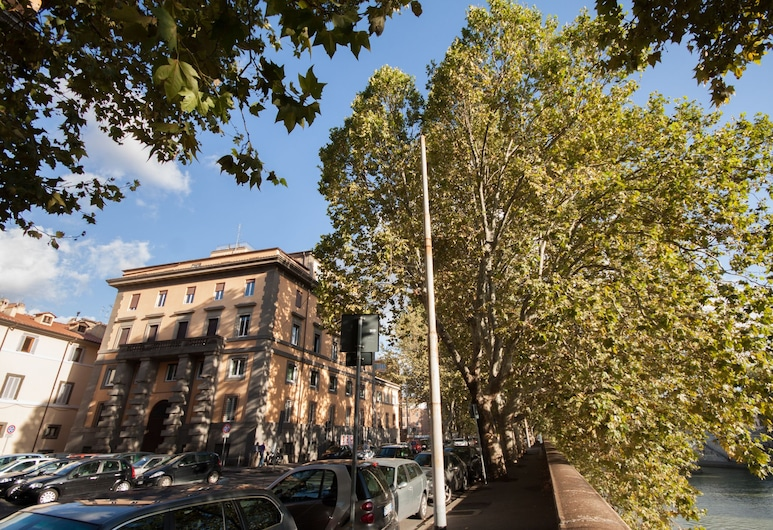 B&B Rome River Inn, Rome, Hotel Entrance