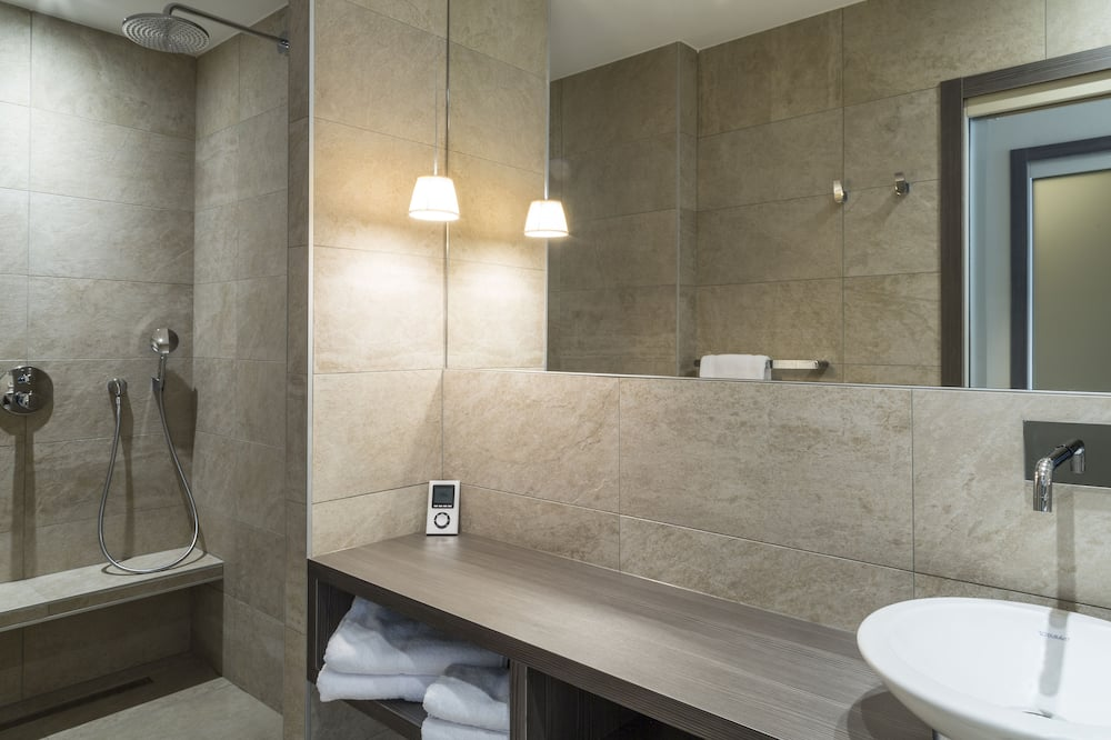 Prestige Double Room - Bathroom