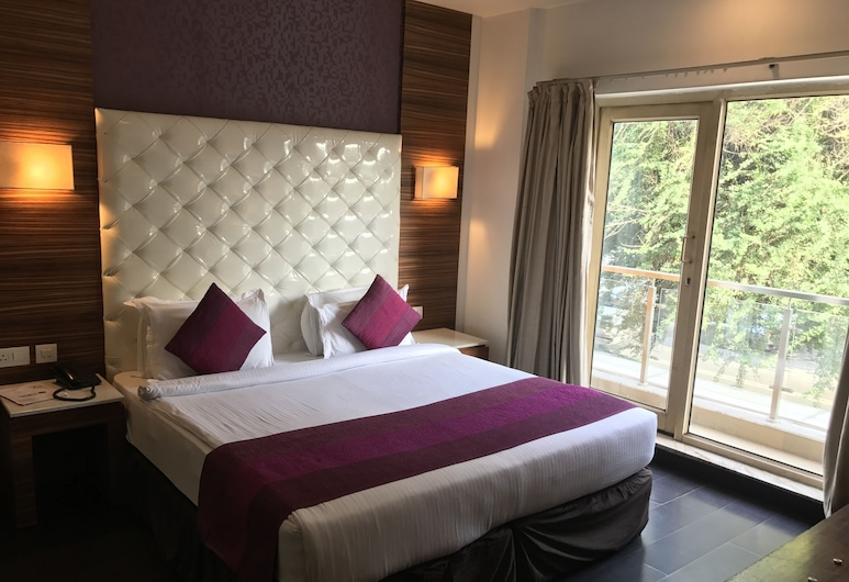 Hotel Ivory 32, New Delhi, Superior soba, 1 king size krevet, Soba za goste