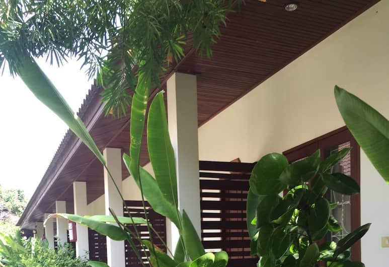 查汶海灘幸運母親別墅酒店, 蘇梅島, 大堂
