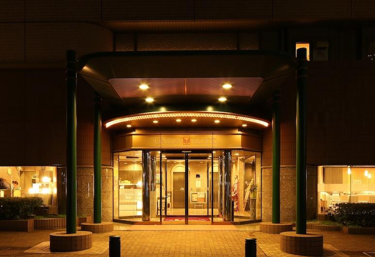 神戸三宮ユニオン ホテル, 神戸市, ホテル エントランス