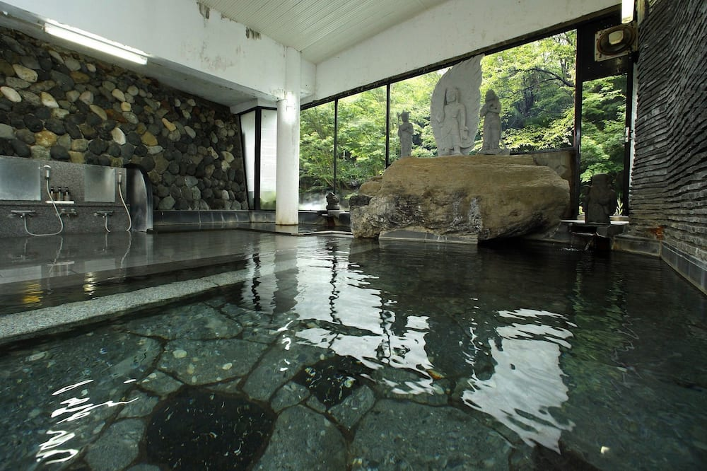 Zimmer, Flussblick (Selected at Check-In) - Badezimmer