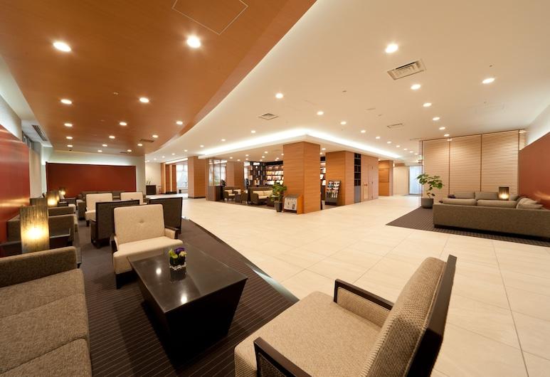 Almont Hotel Kyoto, Kyoto, Sala de estar en el lobby