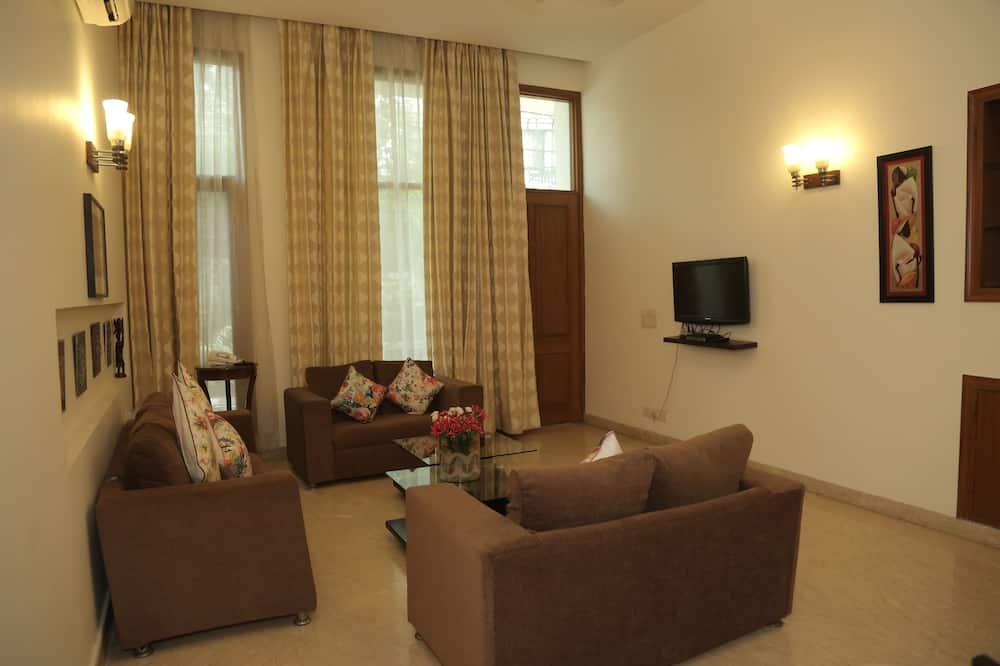 Appartement, 4 slaapkamers - Woonruimte