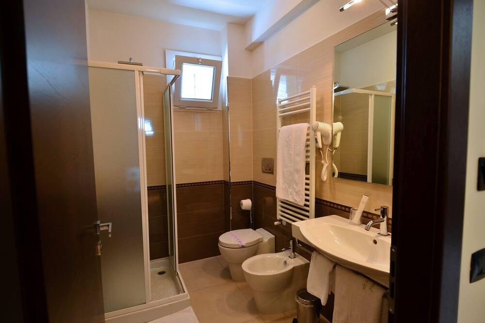 Klasisks divvietīgs numurs, privāta vannasistaba - Vannasistabas ērtības