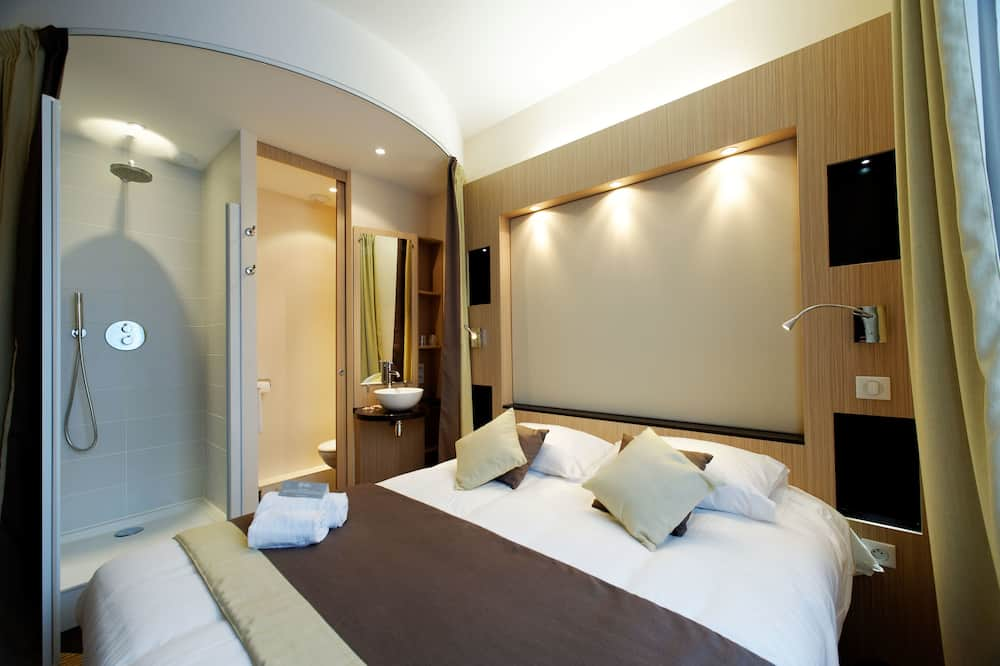 雙人房, 露台 (Cosy) - 浴室淋浴間