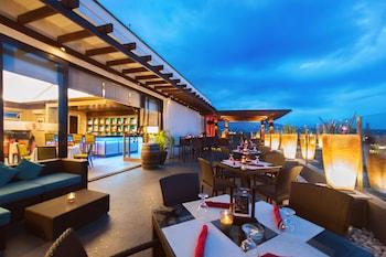 Foto van Harolds Hotel in Cebu