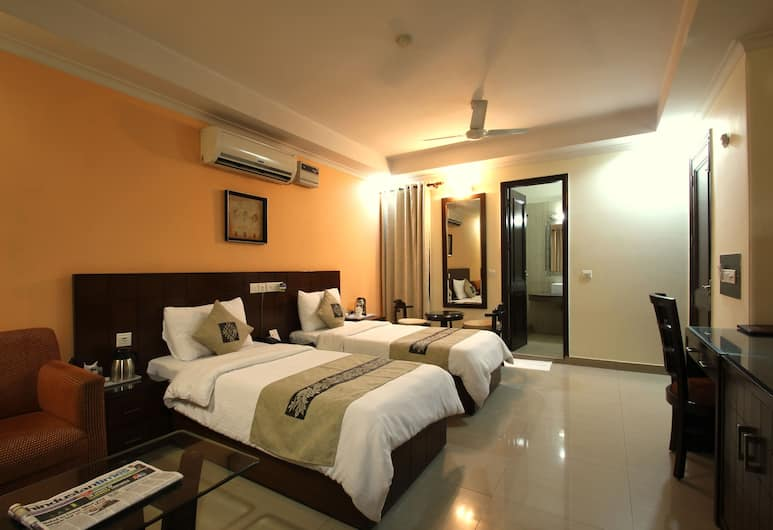 Hotel Cosy Palace, New Delhi, Executive kamer, 1 slaapkamer, Kamer