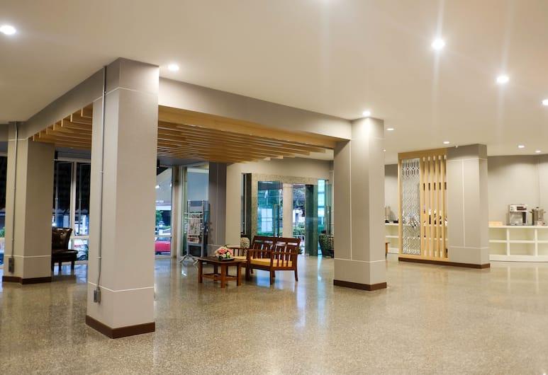 喀比皇家酒店, 喀比, 大堂