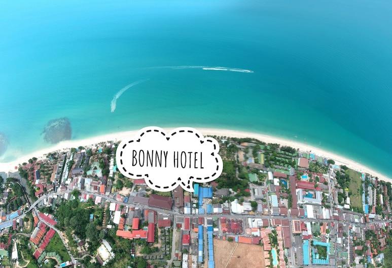 Bonny Hotel, Ko Samui, Pantai