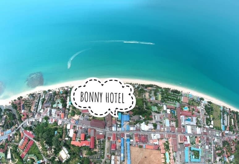 Bonny Hotel, Koh Samui, Beach