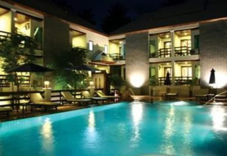 蘇梅島海風廣場酒店, 蘇梅島, 泳池