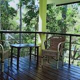 Safari Room - Balcony