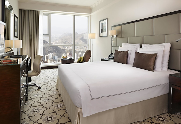 Swissotel Makkah, Mecca, Classic Room, 1 King Bed, View, Guest Room