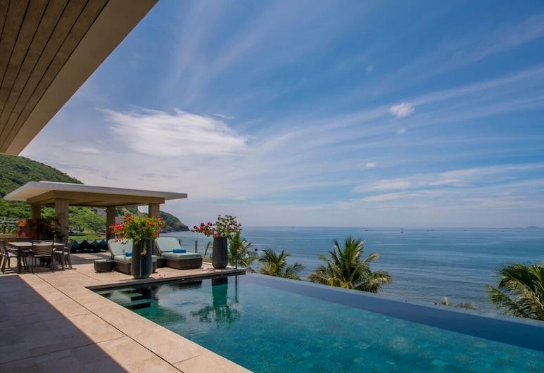 Mia Resort Nha Trang, קאם לאם, וילה יוקרתית, פונה לים (Check In: 3PM, Check Out: 11AM), חדר אורחים