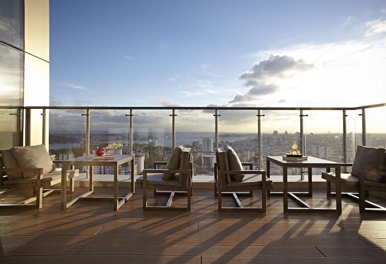 Renaissance Istanbul Polat Bosphorus Hotel, Istanbul, Terrasse/Patio