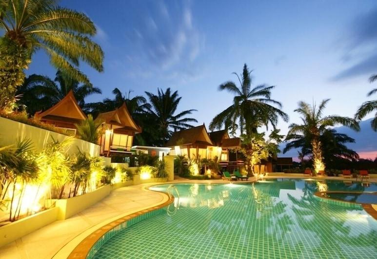 Palm Paradise Resort, Krabi, Outdoor Pool