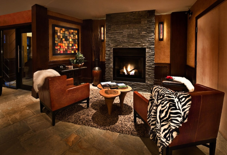 Mountain Side Hotel Whistler by Executive, Whistler, Lobby
