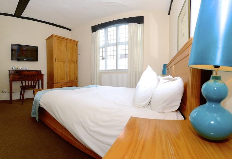 The White Hart Hotel, St Albans, Jednokrevetna soba, Soba za goste