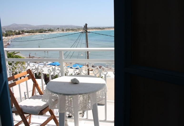 Studios Naxos, , Μπαλκόνι