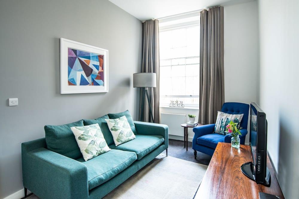 Апартаменти преміум-класу, 1 спальня - Житлова площа