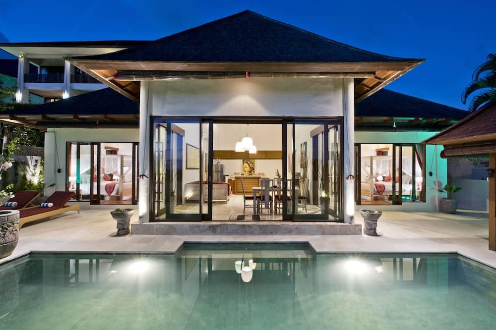Villa, 2 slaapkamers (Sahaja 6) - Kamer