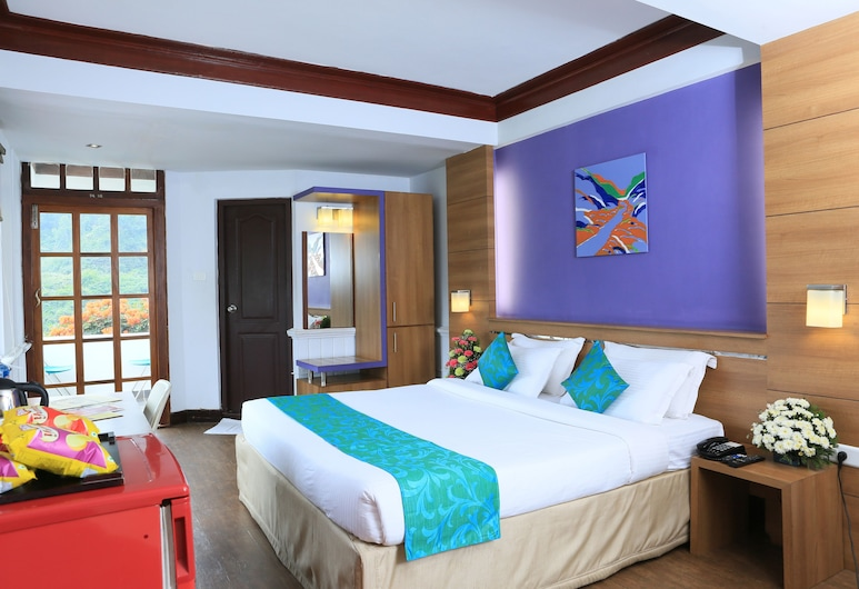 Westwood Riverside Garden Resort, Devikolam, Executive Room, 1 Double Bed, River View, Living Area