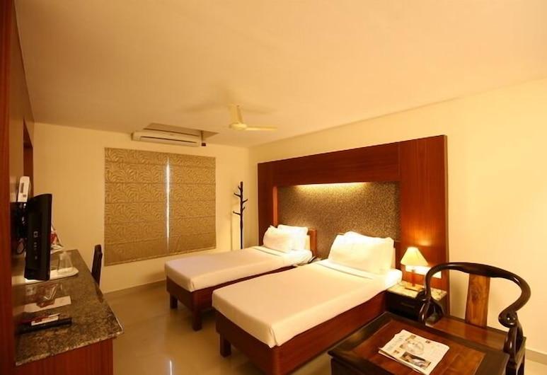 斯里佩魯姆布杜爾新月頂峰飯店, Sriperumbudur, 客房