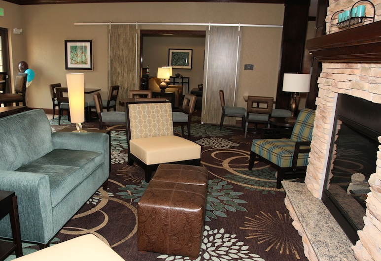Staybridge Suites Lincoln Northeast, Lincoln, Lobby