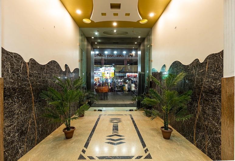 Hotel Avon Ruby, Mumbai, Indgang