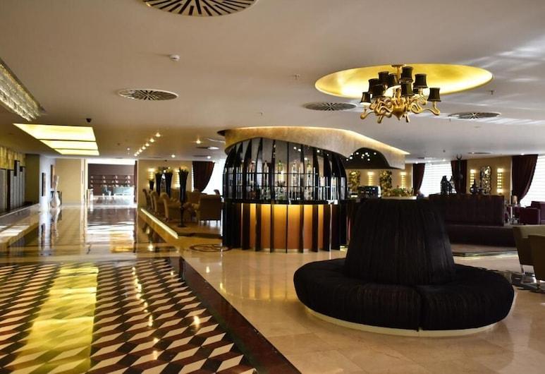 Istanbul Gonen Hotel, Istanbúl, Anddyri
