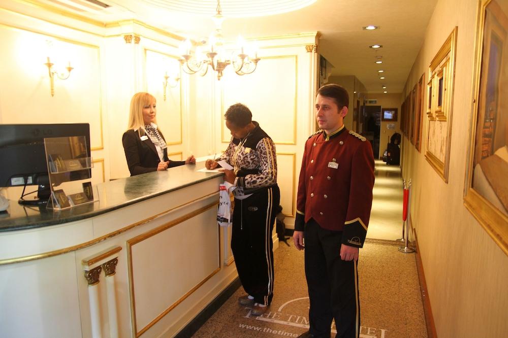 The time hotel old city en estambul - Hoteles turquia estambul ...
