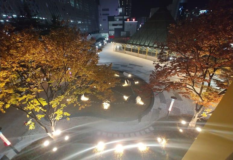 New Grand Hotel, Daegu, Bahçe
