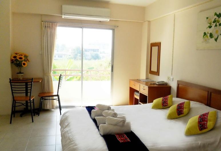 Thanapa Place, Bankokas, prabangus dvivietis kambarys, Svečių kambarys